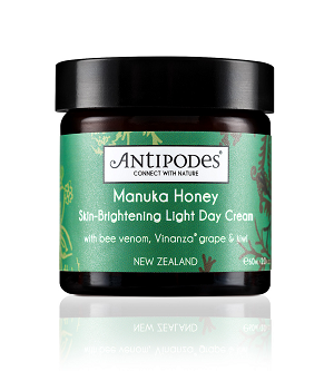 Antipodes Manuka Honey Skin-Brightening Light Day Cream 60ml - One Fine Secret