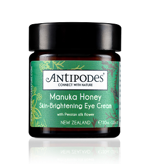 Antipodes Manuka Honey Skin-Brightening Eye Cream 30ml - One Fine Secret