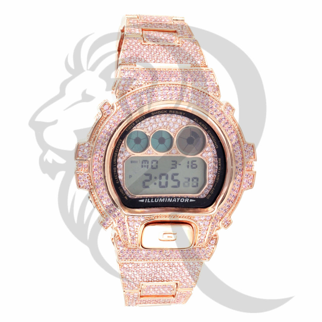 DW6900, G-Shock, G Shock Watch, icedout watch, custom watch, wholesale jewelry, wholesale jeweler, hiphop jewelry, hiphop, fashion, mens watch, Jewelry, mens fashion, gshock