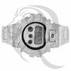 Fully IcedOut White Tone DW6900 Custom G-Shock Watch