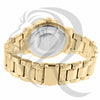 Yellow Gold White Dial Milano Watch