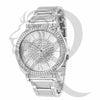 38mm IcedOut Dial Gino Milano Watch