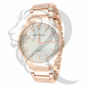 Rose Gold, Gino Milano, Ladies Watch, fashion Watch, 14K, jewelry