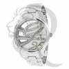 Icedout G Initial White Watch