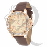 IcedOut Face 38MM Dial Gino Milano Watch