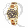 36MM Two-Tone Gino Milano Watch
