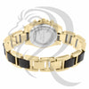 Black & Gold 36MM Gino Milano Watch