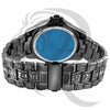 46MM Black Tone Princess Cut Bezel IcedOut Watch