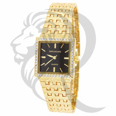 Ladies Metal Band Watch