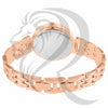 34MM Rose Gold Tone Gino Milano Watch
