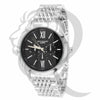 Black Dial 42MM Plain Gino Milano Ladies Watch