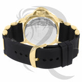 IcedOut Bezel 46MM Bullet band Watch