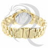 39MM Yellow Gino Milano Watch
