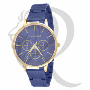 Blue & Yellow Dial 39MM Ladies Milano Watch