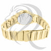 Yellow Gold Tone 30MM Gino Milano Watch