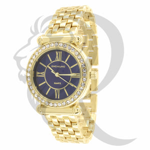 IcedOut Dial 33MM Ladies Watch