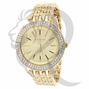 40MM IcedOut Dial Milano Watch