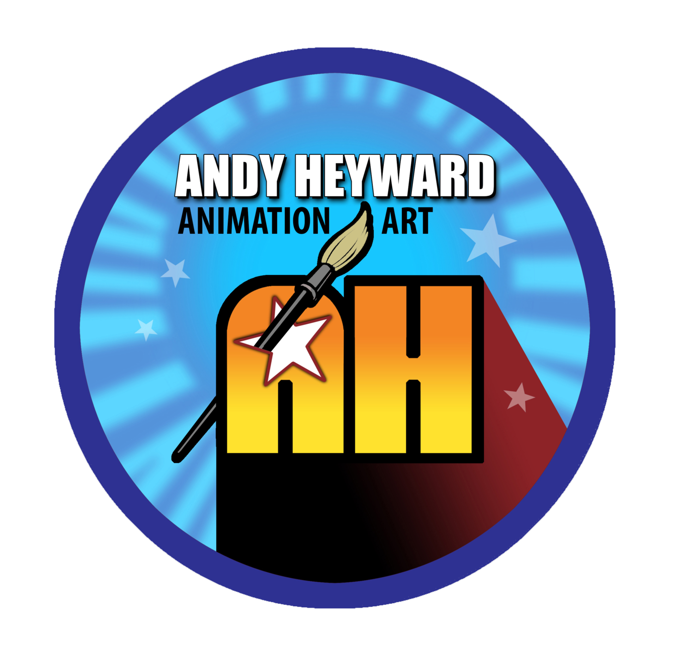 Andy Heyward Animation Art
