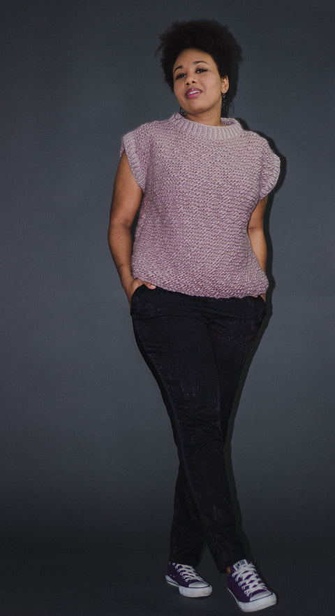 The Nicole Pullover - Made To Order