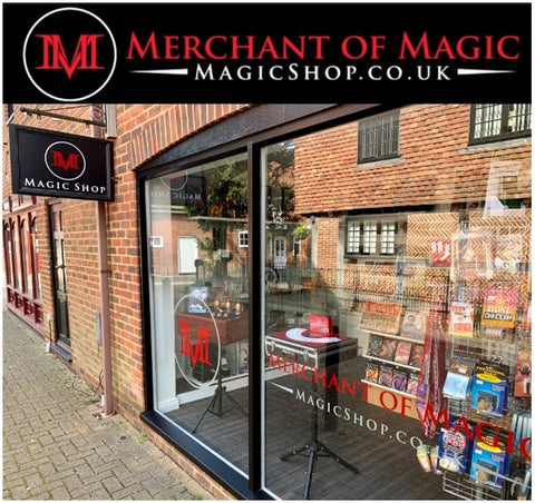 The Merchant of Magic Shop UK