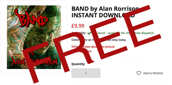 Band by Alan Rorrison - FREE