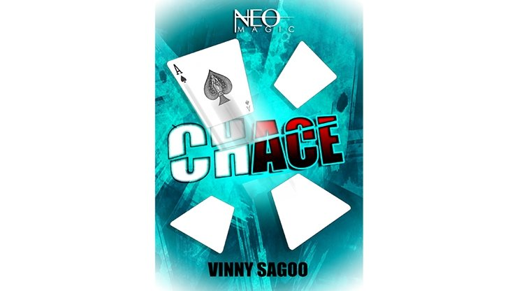 CHACE by Vinny Sagoo - Merchant of Magic
