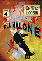 Bill Malone On the Loose #4 video - INSTANT DOWNLOAD - Merchant of Magic