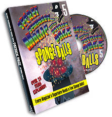Secret Seminar of Magic with Patrick Page Vol 5 : Sponge Balls video - INSTANT DOWNLOAD