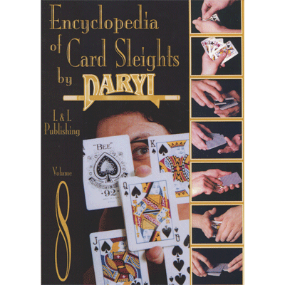 Encyclopedia of Card Sleights Volume 8 by Daryl Magic video - INSTANT DOWNLOAD