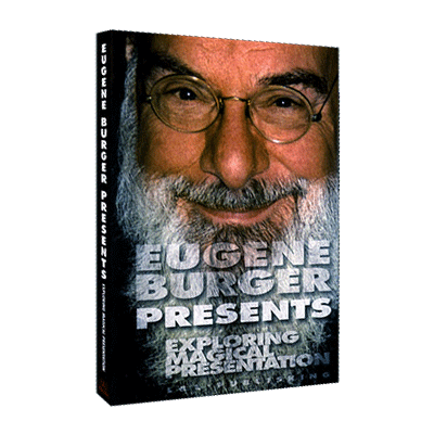 Exploring Magical Presentations by Eugene Burger video - INSTANT DOWNLOAD