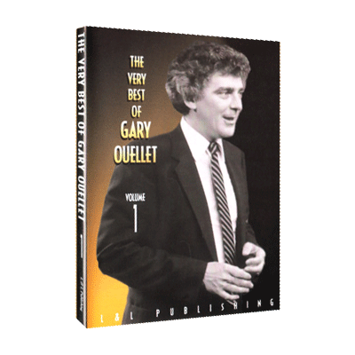 Very Best of Gary Ouellet Volume 1 video - INSTANT DOWNLOAD - Merchant of Magic