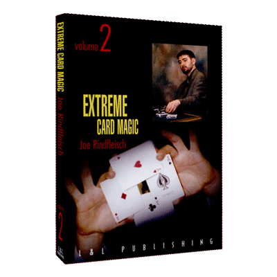 Extreme Card Magic Volume 2 by Joe Rindfleisch video - INSTANT DOWNLOAD