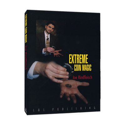 Extreme Coin Magic by Joe Rindfleisch video - INSTANT DOWNLOAD
