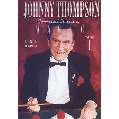 Johnny Thompson Commercial- #1 video - INSTANT DOWNLOAD - Merchant of Magic