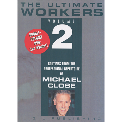Michael Close Workers- #2 video - INSTANT DOWNLOAD