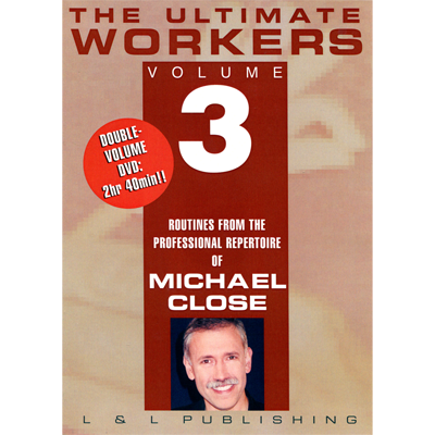 Michael Close Workers- #3 video - INSTANT DOWNLOAD