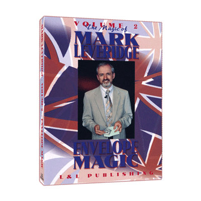 Magic Of Mark Leveridge Vol.2 Envelope Magic by Mark Leveridge video - INSTANT DOWNLOAD