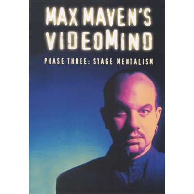 Max Maven Video Mind Vol #3 video - INSTANT DOWNLOAD