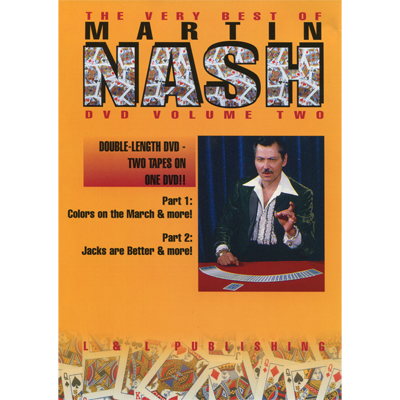 Very Best of Martin Nash L & L Publishing Volume 2 video - INSTANT DOWNLOAD