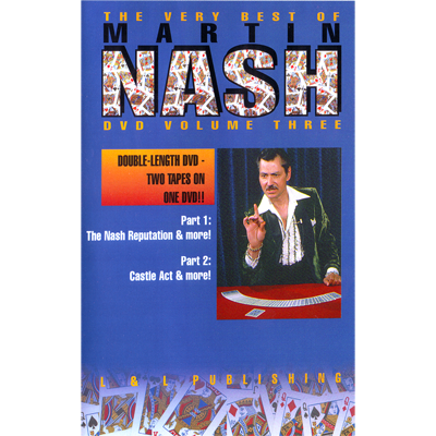 Very Best of Martin Nash L&L- #3 video - INSTANT DOWNLOAD - Merchant of Magic