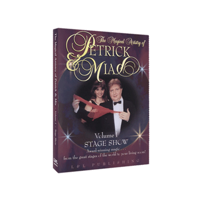 Magical Artistry of Petrick and Mia Vol. 1 by L&L Publishing video - INSTANT DOWNLOAD