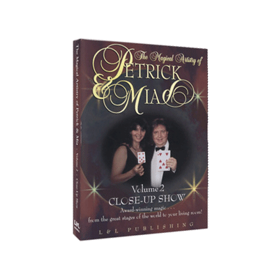 Magical Artistry of Petrick and Mia Vol. 2 by L&L Publishing video - INSTANT DOWNLOAD - Merchant of Magic