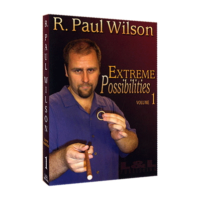 Extreme Possibilities - Volume 1 by R. Paul Wilson video - INSTANT DOWNLOAD - Merchant of Magic