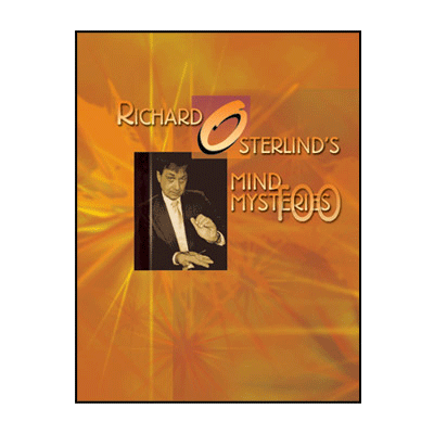 Mind Mysteries Too Volume 5 by Richard Osterlind video - INSTANT DOWNLOAD