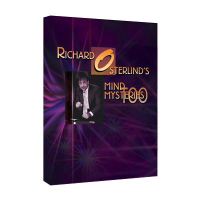Mind Mysteries Too Volume 6 by Richard Osterlind video - INSTANT DOWNLOAD