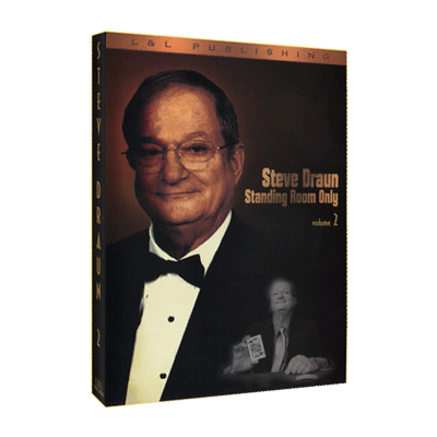 Standing Room Only : Volume 2  by Steve Draun video - INSTANT DOWNLOAD - Merchant of Magic