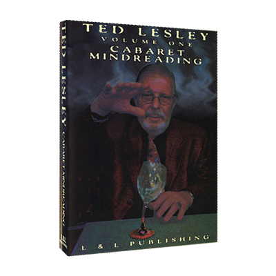 Cabaret Mindreading Volume 1 by Ted Lesley video - INSTANT DOWNLOAD
