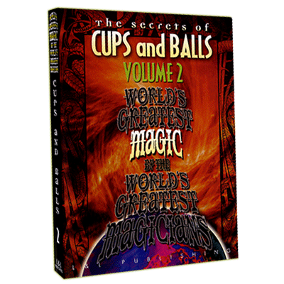 Cups and Balls Vol 2 - Worlds Greatest Magic - INSTANT DOWNLOAD - Merchant of Magic