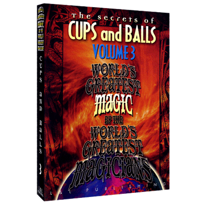 Cups and Balls Vol 3 - Worlds Greatest Magic - INSTANT DOWNLOAD - Merchant of Magic