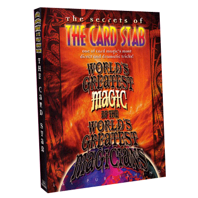 Card Stab - Worlds Greatest Magic - INSTANT DOWNLOAD